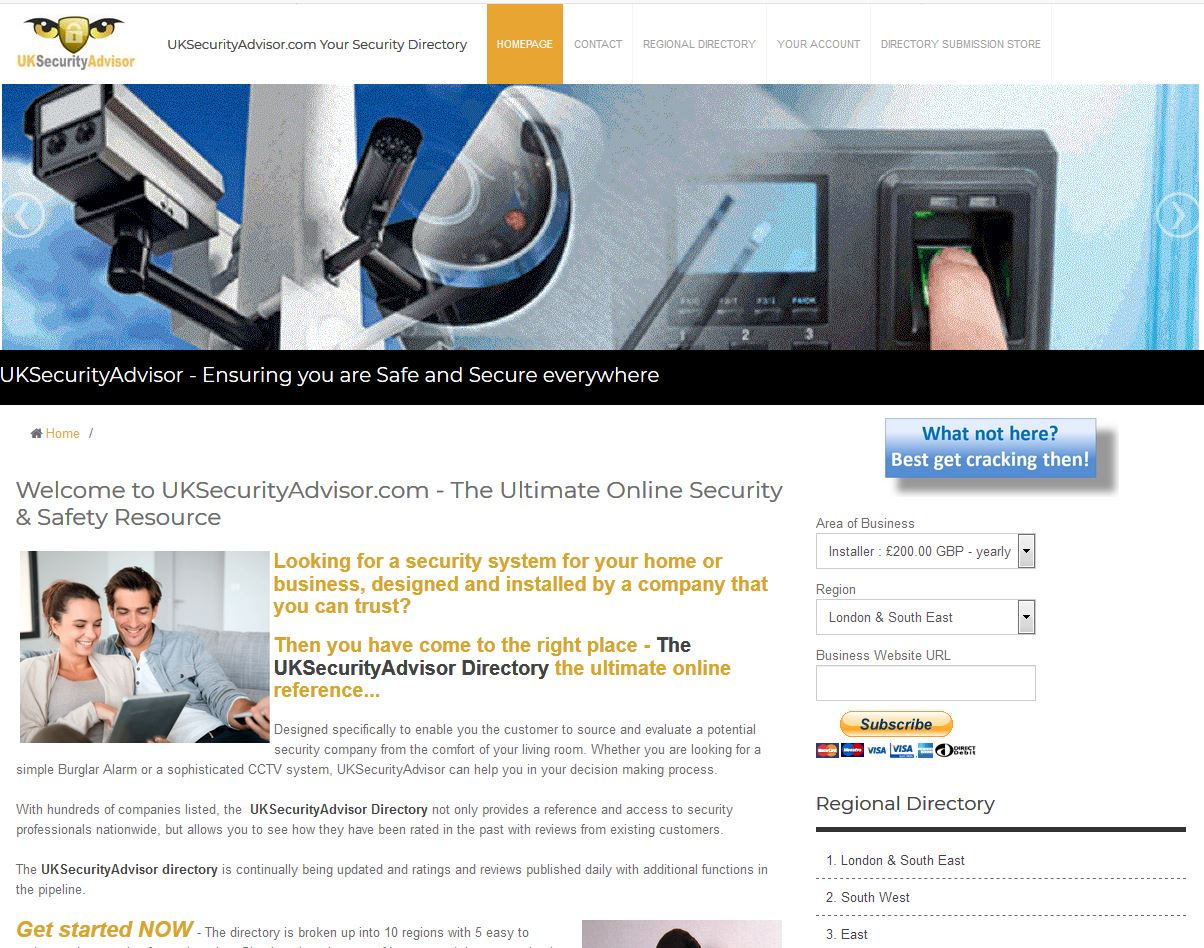 UKSecurityAdvisor - the ultimate online security reference...