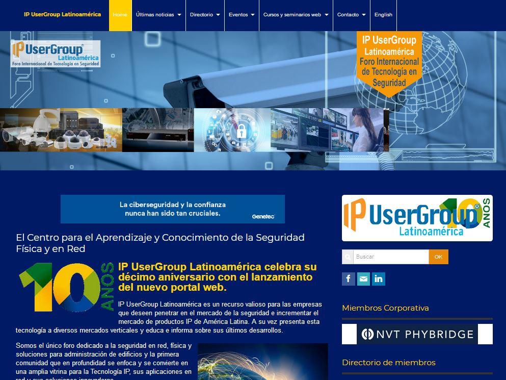 IP UserGroup Latinoamérica